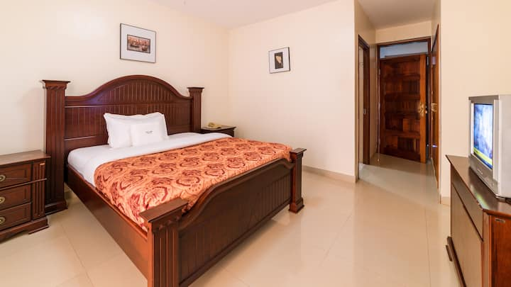 Trendy Deluxe Double Rooms In Masaka