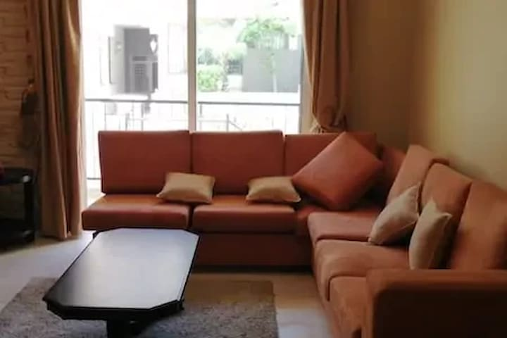 2 Bedroom 2 bath modern Apt in Swefieh Village