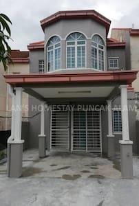 Lan's Homestay at Puncak Alam, Selangor