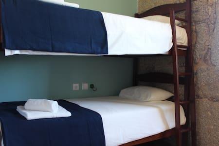 Hostel Casa do Pinheiro - Quarto 2 - Oliveira do Hospital