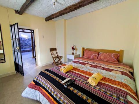 HuaytaWasy-Habitación Matrimonial 2
