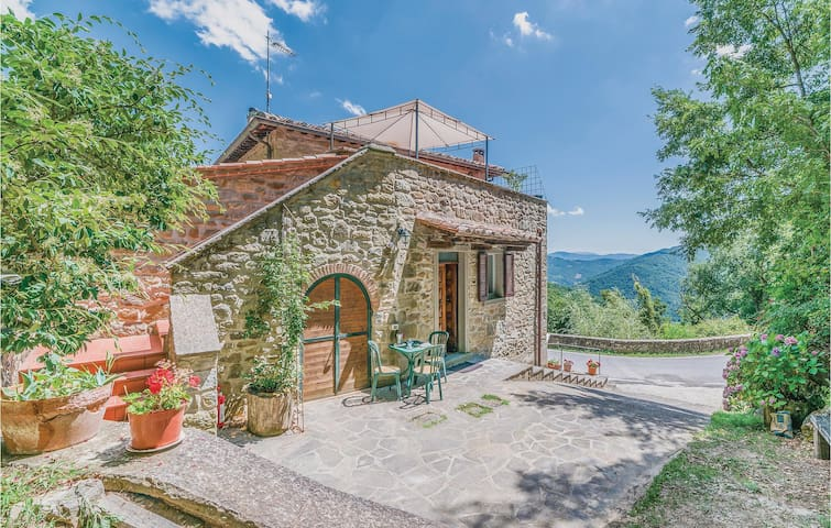 Holiday apartment with 2 bedrooms on 40m² in Cortona AR