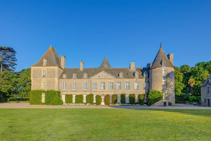 Pavillon Normandie - Tocqueville - Castell
