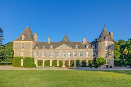 Pavillon Normandie - Tocqueville - Slott