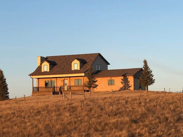 Farm House on 20 acres.