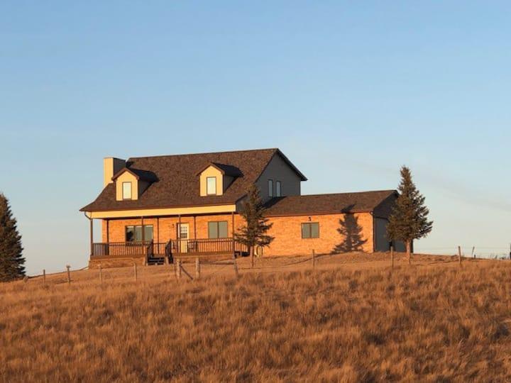 Farm House on 20 acres.