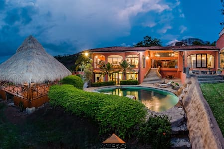 The Master Suite at Casa Colonial - Tamarindo