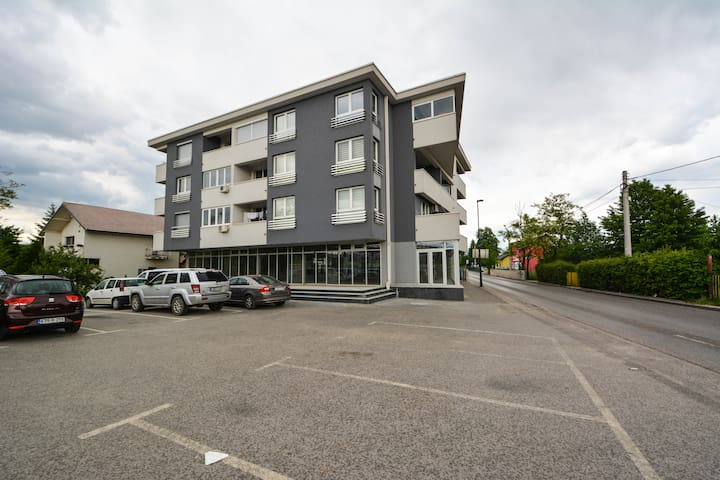 Modernes Apartment in toller Lage