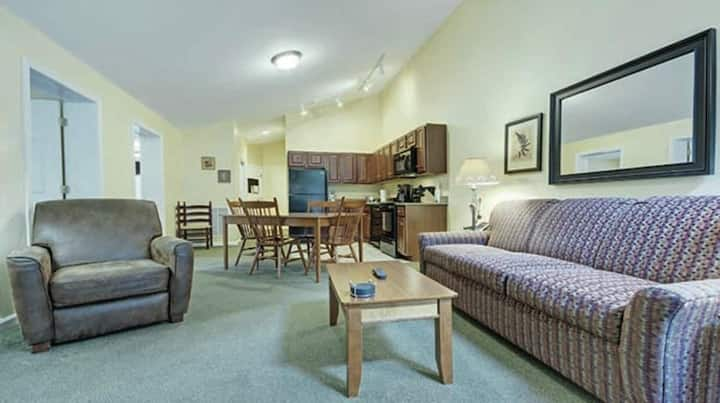2 Bedroom Suite at Crotched Mountain Resort (2)
