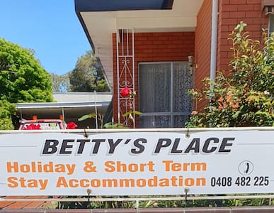 Betty's Place - Accommodation in Heyfield