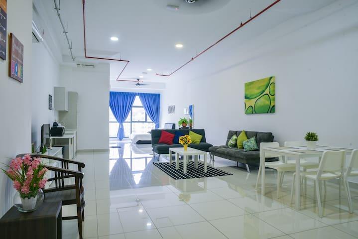 3 Towers Jalan Ampang (Eco House)