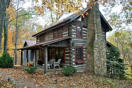 Wildflower Ridge Log Cabin