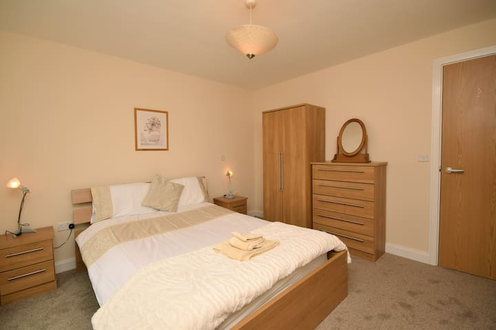 Modern 1 bed apartment in Birmingham City