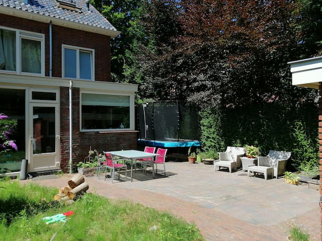 Lovely family home in Wassenaar