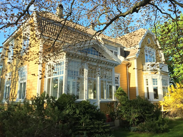Stort hus 2 km fra Sarpsborg sentrum
