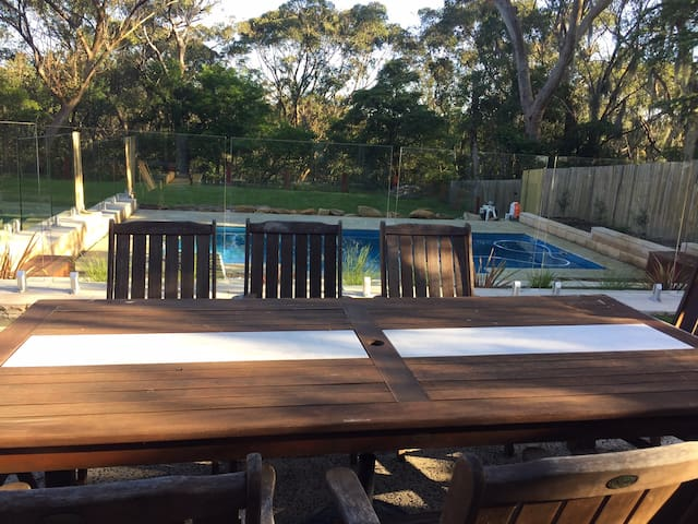 Family Home, Pool, 20mins to CBD - West Pymble - Hus