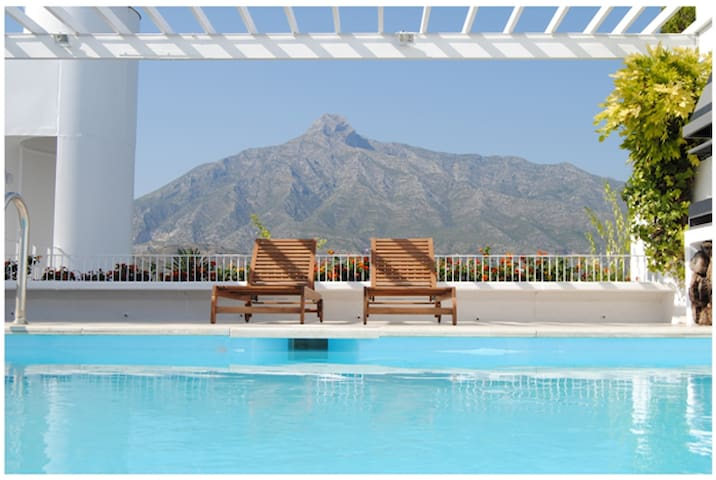 Marbella Luxury Apartment CLUB