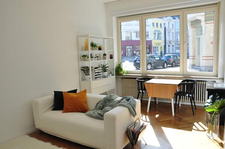 BnB Renee - bright apartment near station