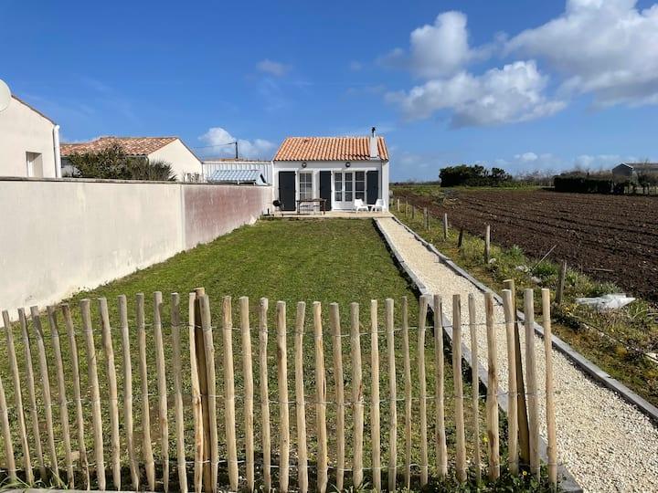 Maison à la biroire, Île d'Oleron