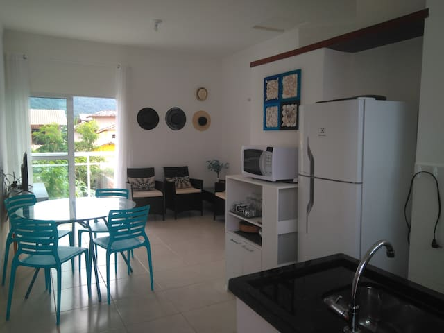 Nice and clean flat close to the beach