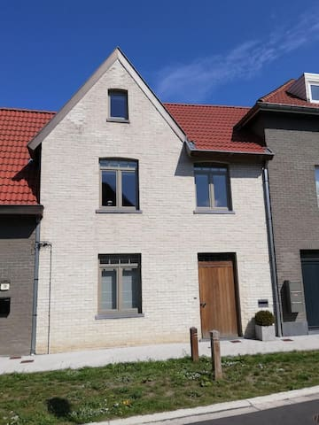 Brand new stylish vacation home Bruges Damme !