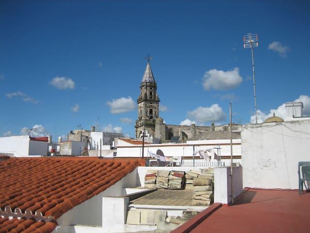 Apartamento coqueto CENTRO + WIFI - Jerez de la Frontera - Apartamento