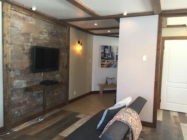 Le loft du presbytère - L'Islet - Apartamento