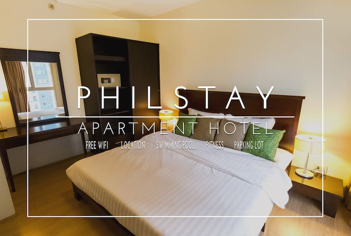 Philstay Cosy&Comfort Apartment Hotel O/B 1807