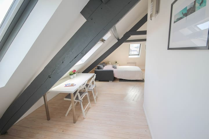 Charming Typical Flat in the Old Town Centre.