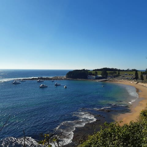 Ocean Sounds Terrigal