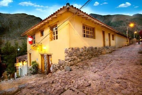 Casa de huéspedes Parwa: calma, comodidad y vistas