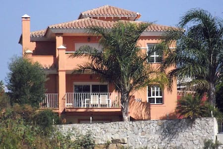 Villa Private Pool,Mijas,Fuengirola - MIJAS COSTA