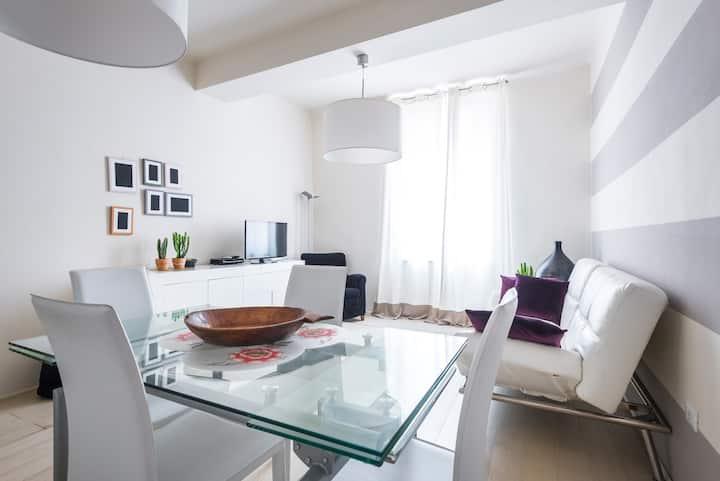 Classy apartment in Modena's city centre