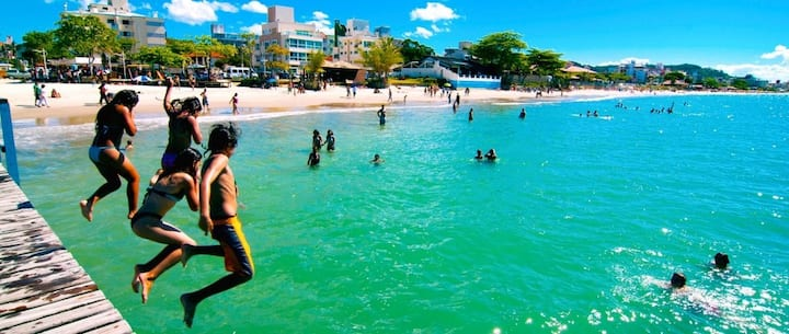 Florianópolis - lindo apartamento em Canasvieiras