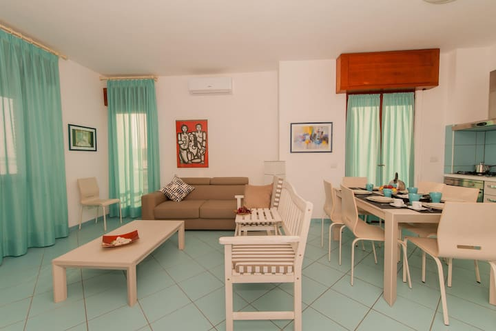 ELISA A MARE - CAPRI APARTMENT - Minturno - Apartment