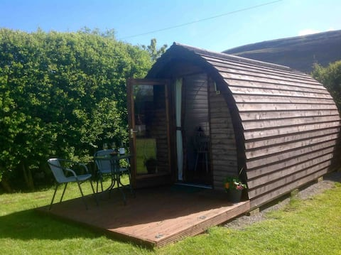 Wharfe Camp-All Season-Glamping Pod A- Adults Only