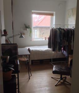 Lille hyggeligt værelse - Aarhus - Apartamento