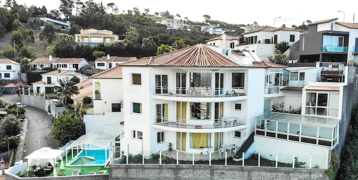 Funchal High View - ( floor apartments combined)