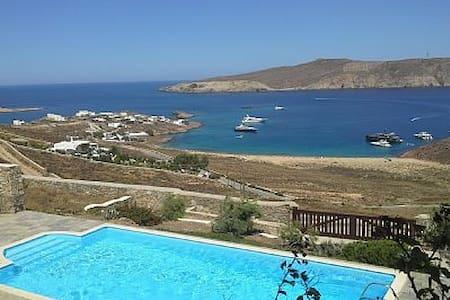 Villa Blance - Agios Ioannis Diakoftis - Villa