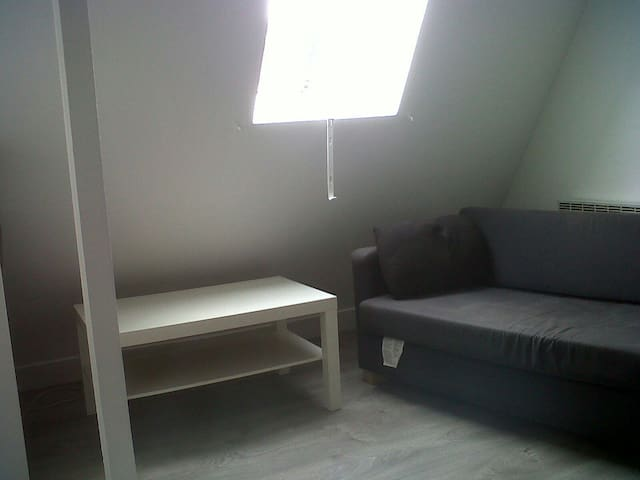 Studio for rent  in Paris