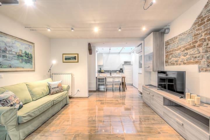 Signoria Elegant Apartment - Florens - Lägenhet