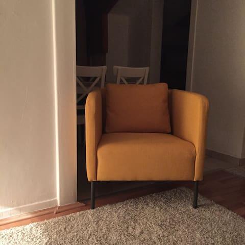 A Cozy Flat @popular spot,Tunalı - Çankaya - Apartment