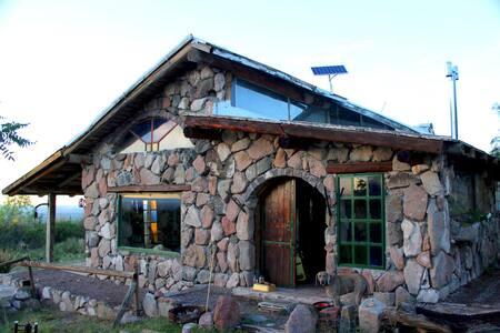 Mendoza, Vistalba, Chacras de Coria, rustic house. - Lujan De Cuyo , Vistalba  - Rumah