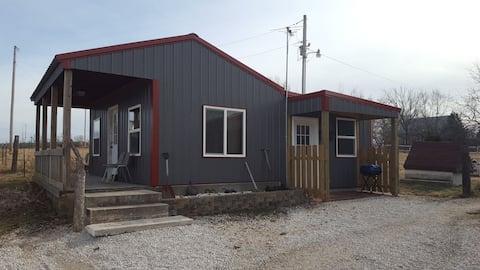 Grandma's cabin at Stockton Lake, Stockton Mo.