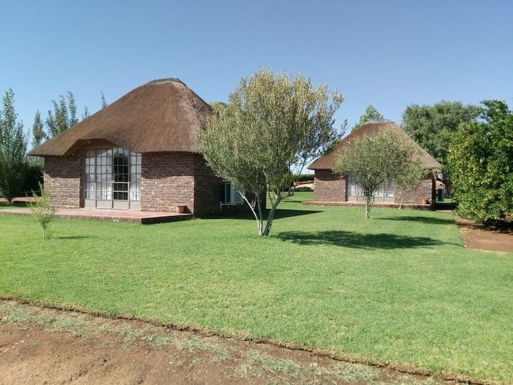 Warm Kalahari Lodge