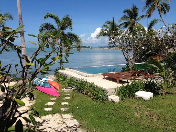 Wellness Retreat - Blooming Sunset Beach Cottage