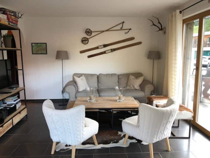 3-room Klosters holiday apartment