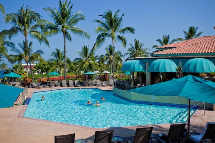 Kona Coast Resort Phase 2 - Kahaluu-Keauhou - Timeshare