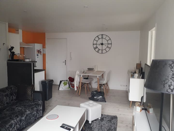 Appartement T2 40m2
