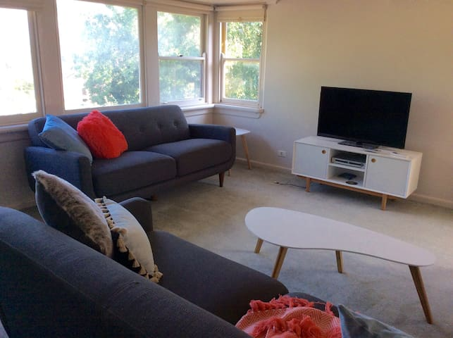 Leafy suburban apartment in Camberwell - Camberwell - Appartement